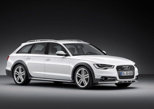 A6 All Road Quattro 2012